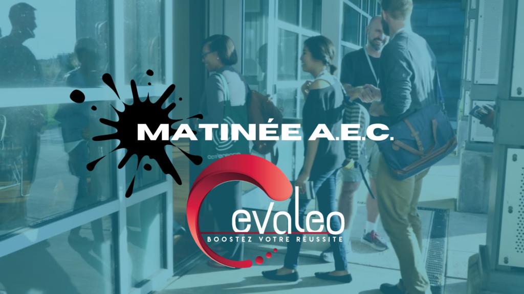 Matinée A.E.C. sur le thème des Partenariats Gagnant/Gagnant